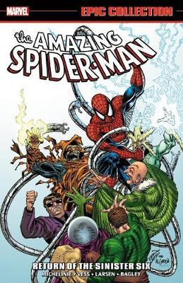 The Amazing Spider-Man Epic Collection 21