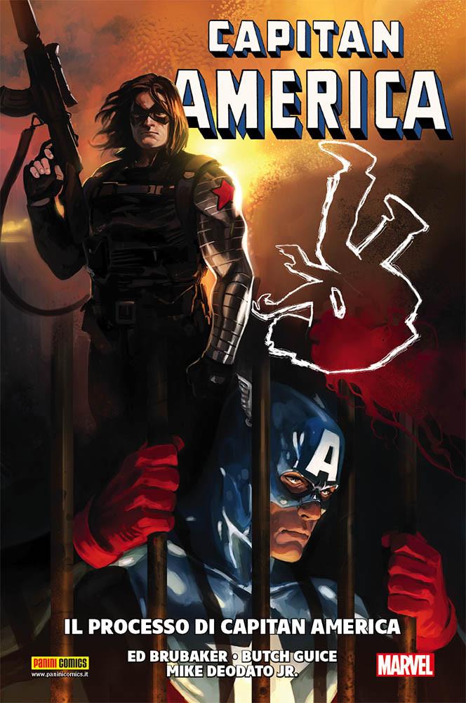Capitan America - Ed Brubaker Collection