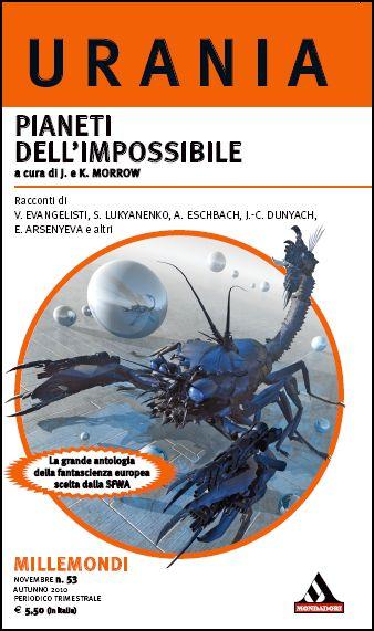 Millemondi Autunno 2010: Pianeti dell'impossibile