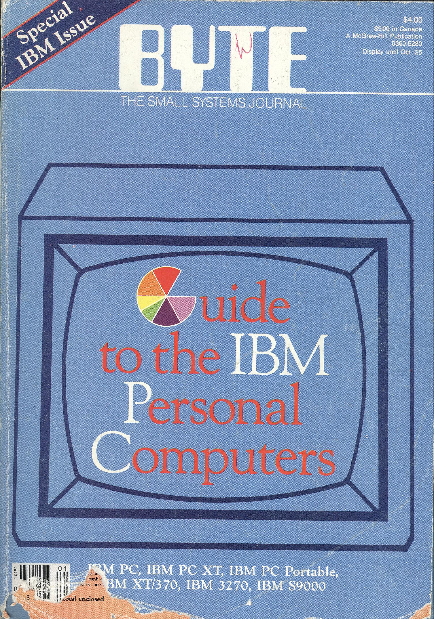 Guide to the IBM Personal Computers