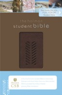 The HCSB Student Bible, Brown