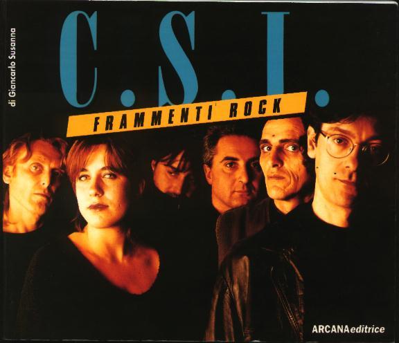 C. S. I.