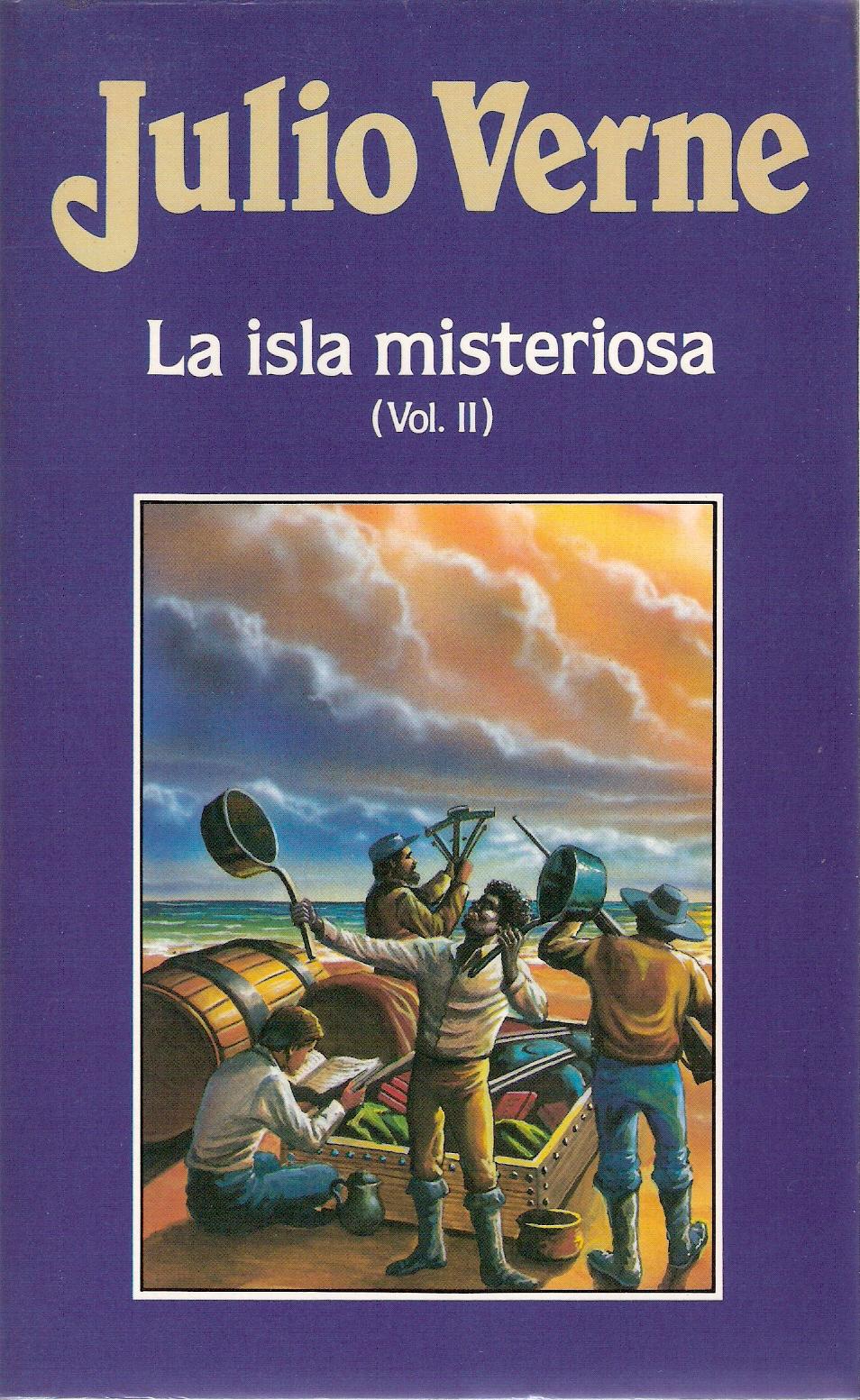 La isla misteriosa II