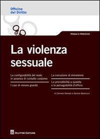 La violenza sessuale