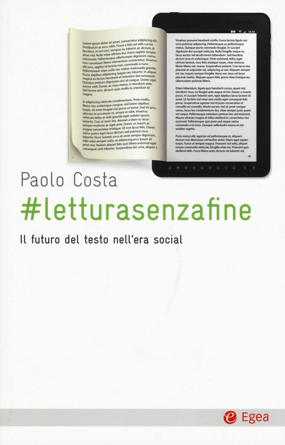 #letturasenzafine