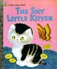 The Shy Little Kitten