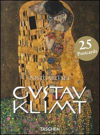 Gustav Klimt. 25 Postcards