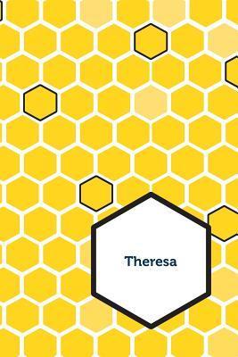 Etchbooks Theresa, Honeycomb, Wide Rule