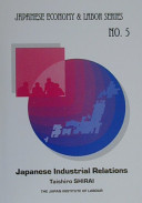 Japanese industrial relations