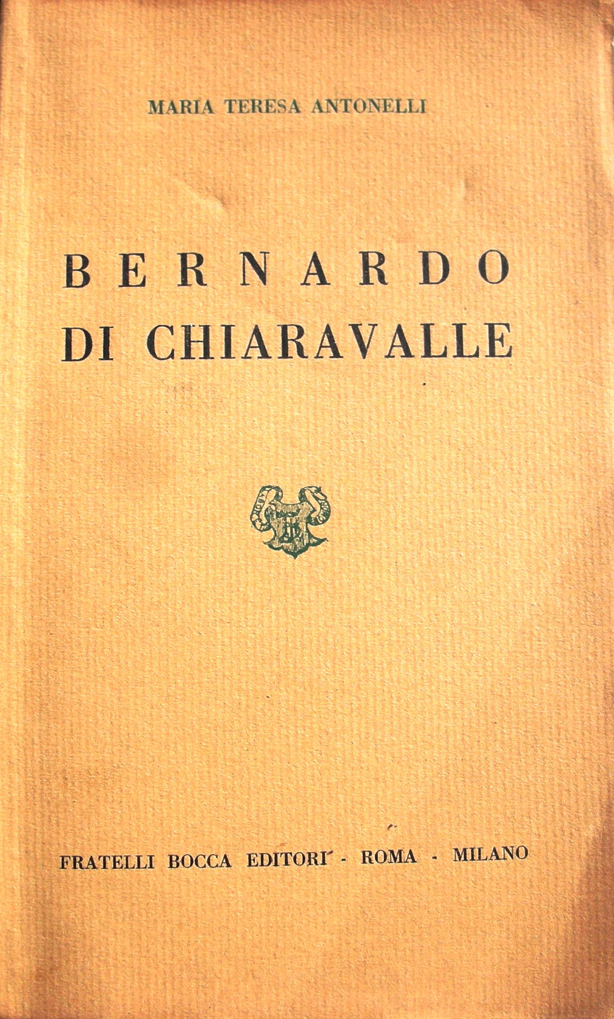 Bernardo di Chiaravalle