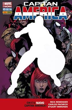 Capitan America #24 Marvel Now!