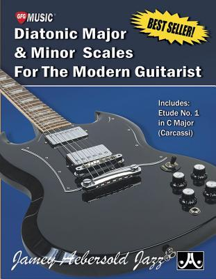 Diatonic Major and Minor Scales Guitar