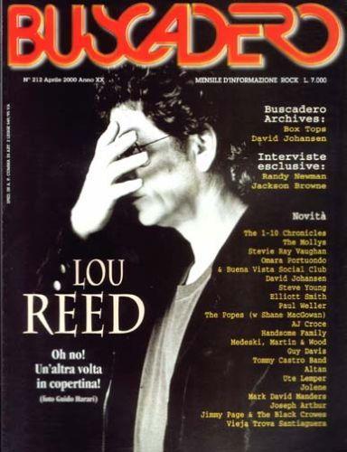 Buscadero n. 212 (aprile 2000)