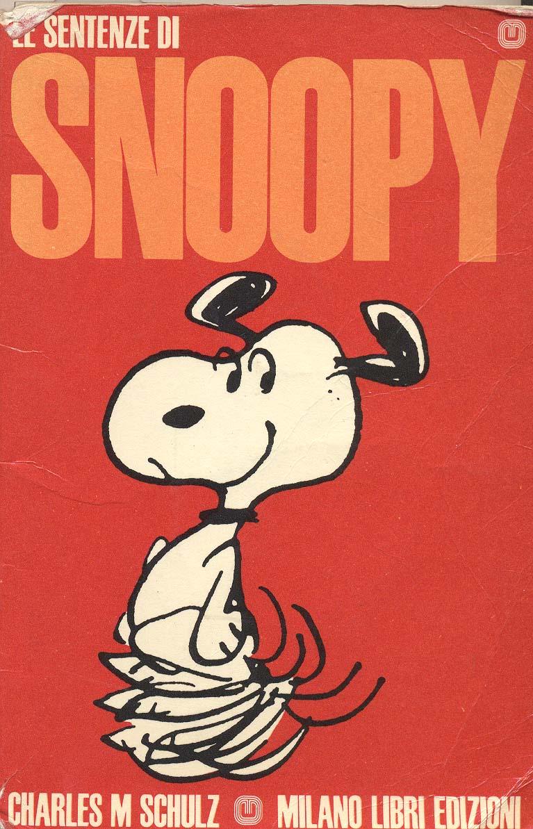 Le sentenze di Snoopy