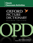 Oxford Picture Dictionary: Classroom Activities