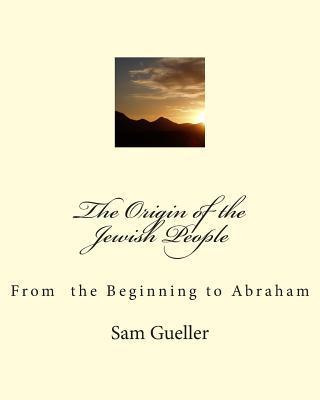 The Origin of the Jewish People