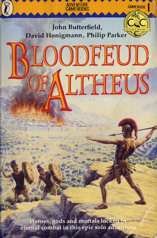 Blood Feud of Altheus