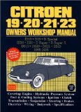 Citroen 19, 20, 21, 23 AB Workshop Manual