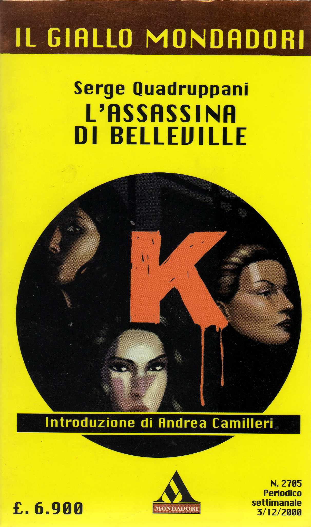 L'assassina di Belleville