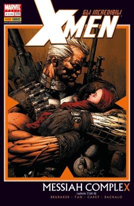 Gli Incredibili X-Men n. 220