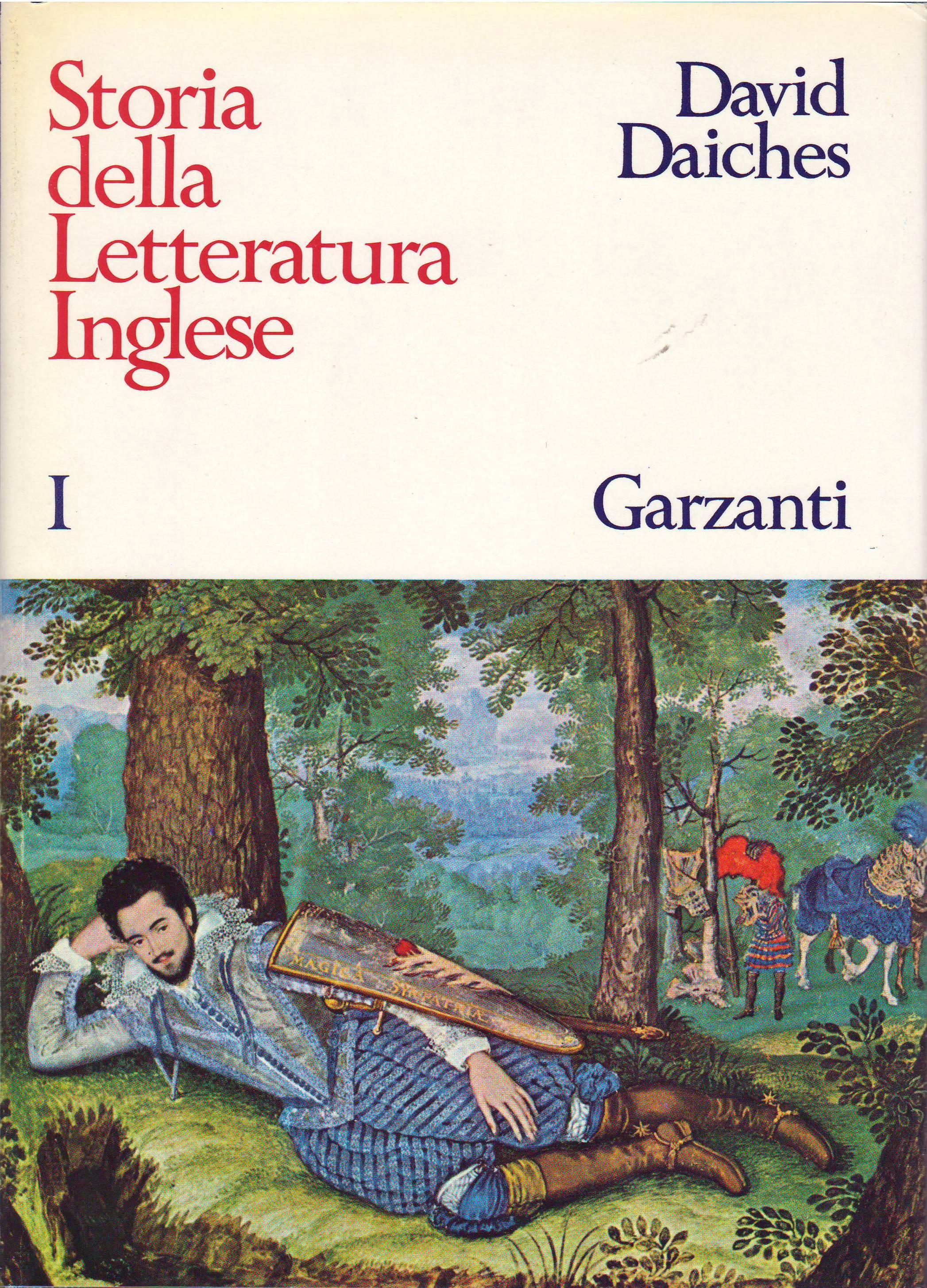 Storia della letteratura inglese - vol. 1