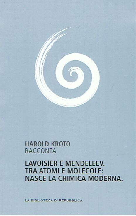 Harold Kroto raccont...