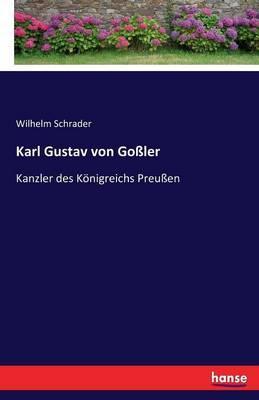 Karl Gustav von Goßler