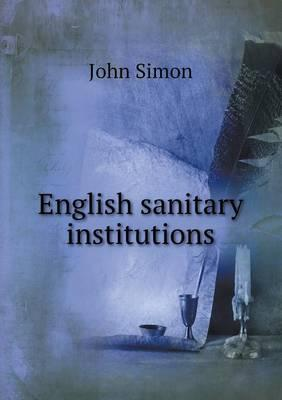 English Sanitary Institutions