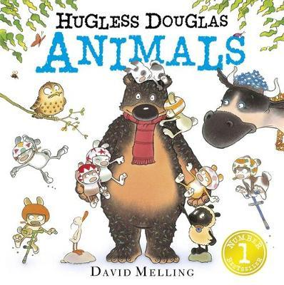 Hugless Douglas Animals Board Book
