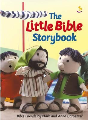The Little Bible Storybook (paperback) (Bible Friends)