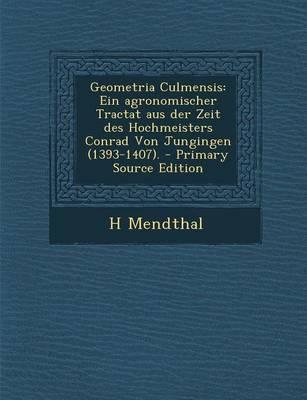 Geometria Culmensis