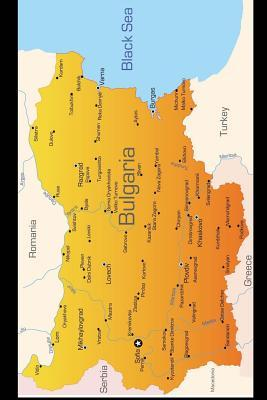 Map of Bulgaria Jour...