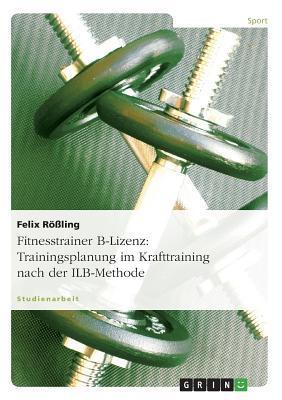 Fitnesstrainer B-Lizenz