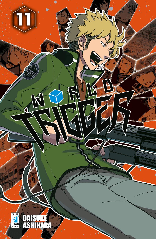 World Trigger vol. 11