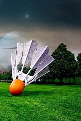 Badminton Notebook