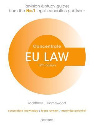 EU Law Concentrate