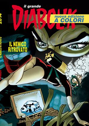 Il grande Diabolik n. 35 (3 - 2014)