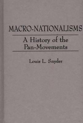 Macro Nationalisms
