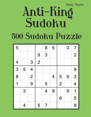 Anti-King Sudoku