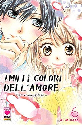 I mille colori dell'amore vol. 6