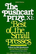 The Pushcart prize XI