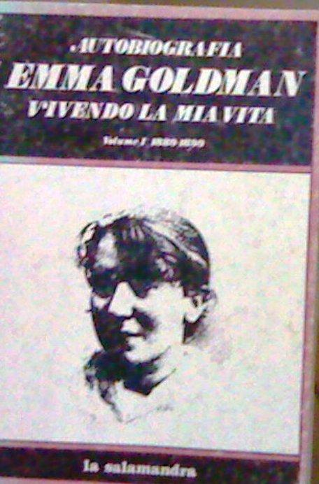 Autobiografia di Emma Goldman