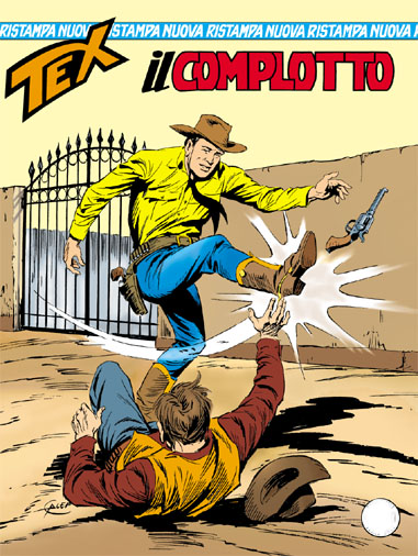 Tex Nuova Ristampa n. 220