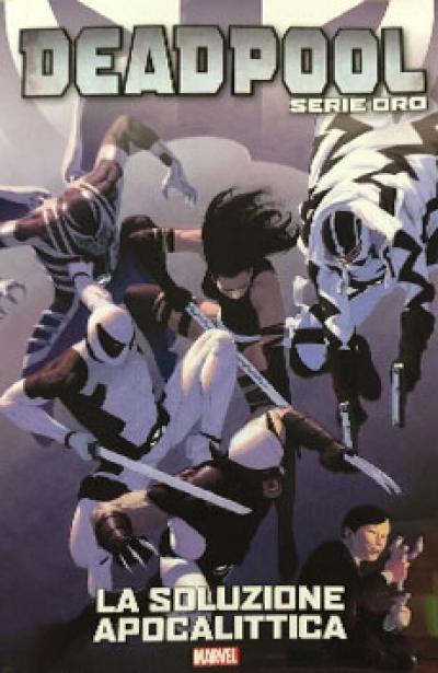 Deadpool: Serie oro vol. 12