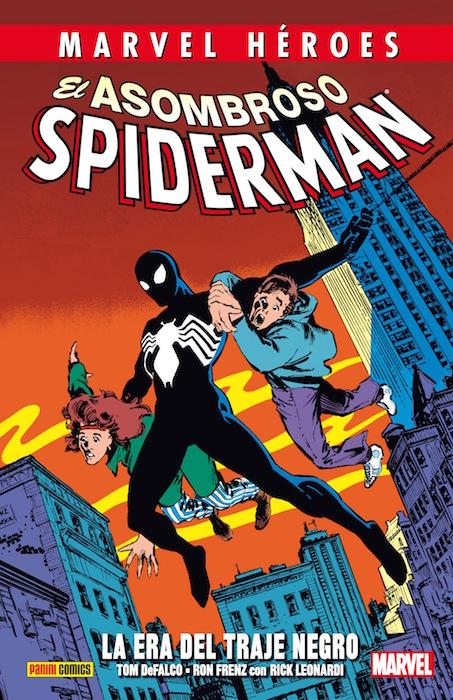 El asombroso Spiderm...