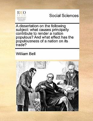 A   Dissertation on ...