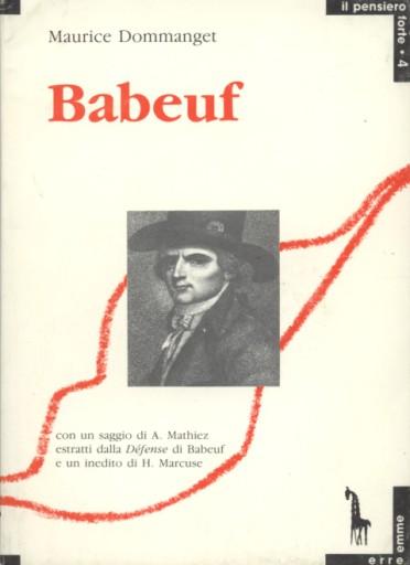 Babeuf e la congiura degli Eguali