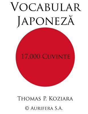Vocabular Japoneza