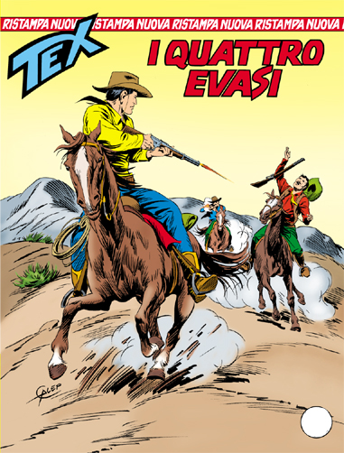 Tex Nuova Ristampa n. 242