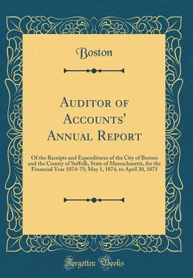 Auditor of Accounts' Annual Report